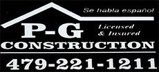 P-G Roofing & Construction